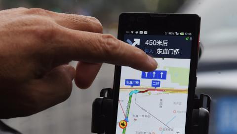 Die Taxi-App Didi Kuaidi macht Uber in China das Leben schwer