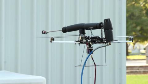 Diese Drohne ersetzt vielleicht bald den Malermeister