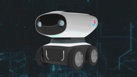 In Australien soll bald ein Roboter Pizzen ausliefern
