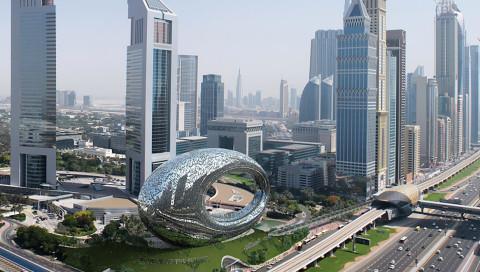 Gebäude aus dem 3D-Drucker, autonome Autos: Dubai will an die Technologie-Spitze
