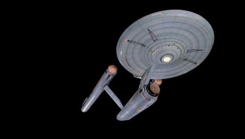 Die Original-Enterprise muss zum 50. Geburtstag in die Werkstatt