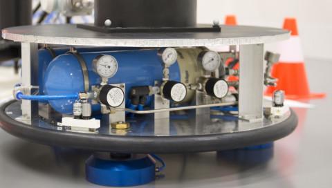 Die ESA testet Schwerelosigkeit jetzt in 2D