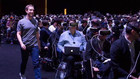 Facebook will wissen, wie wir in der virtuellen Realität kommunizieren