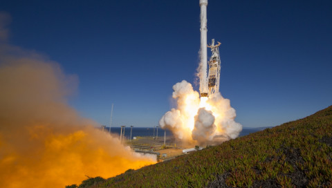 """SpaceX-Explosion: """"Von solch großen Ereignissen lernen alle"""", sagt ein Experte"""