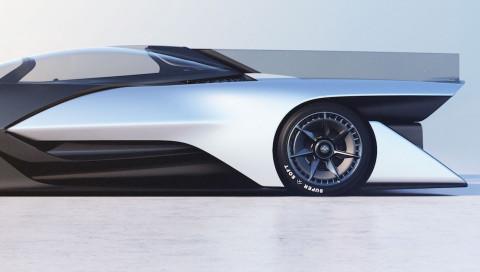 Faraday Future FFZero1: Das kann der Tesla-Konkurrent