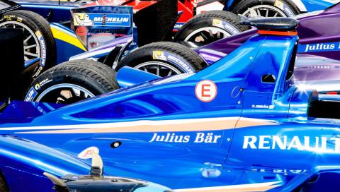Stiller Temporausch: Die besten WIRED-Fotos von der Formula E in Berlin