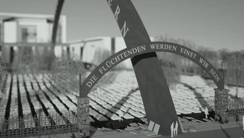 Ein Friedhof für die Toten aus dem Mittelmeer
