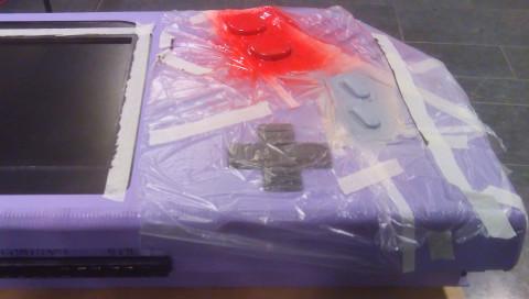 Hack of the Week / Dieser Student baut einen Game Boy in XXL-Größe