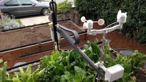 FarmBot ist die Apple Watch unter den Garten-Gadgets