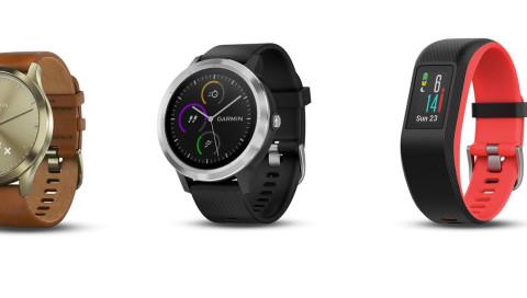 Garmins neue Sportuhren kommen mit GPS und Bezahlfunktion