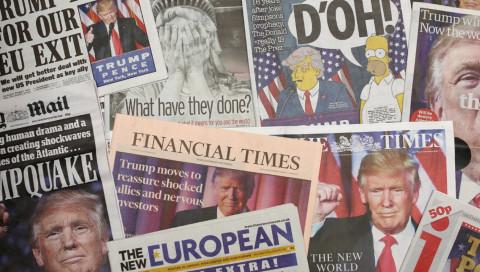 Trumps Datenzauberer wollen auch deutschen Parteien helfen