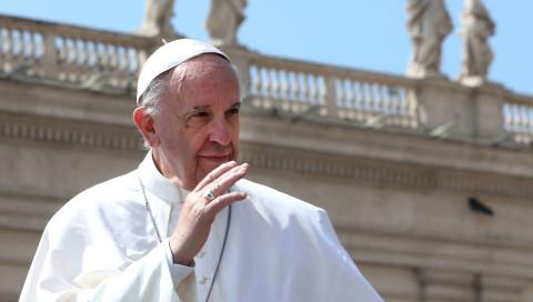 Amen! Der Papst will jetzt Startups fördern