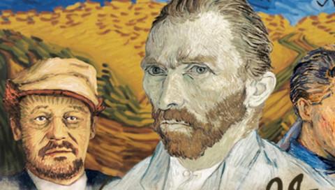 Dieser Film über van Gogh besteht aus 56.800 Ölgemälden