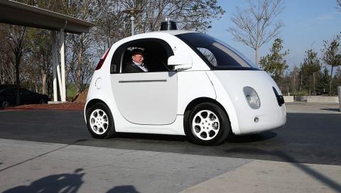 Google will Radfahrer besser vor selbstfahrenden Autos schützen