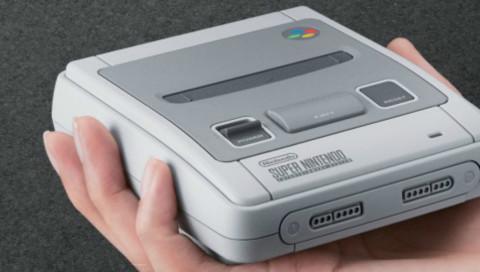 Die Mini-Version des Super Nintendo kommt im Herbst