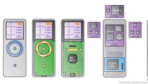 """Hack of the Week: Ein Erfinder hat den Tricorder aus """"Star Trek"""" nachgebaut"""