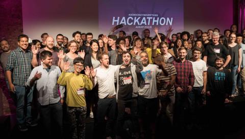 In Berlin versuchte ein Hackathon, die Demokratie zu retten