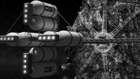 Luxemburg macht ernst beim Asteroiden-Bergbau