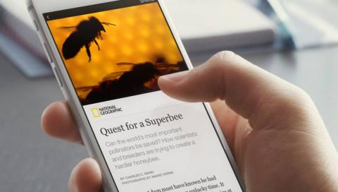 Facebook gibt Instant Articles für alle Verlage frei