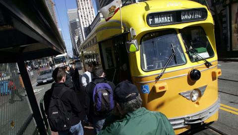 San Franciscos Nahverkehr wurde gehackt