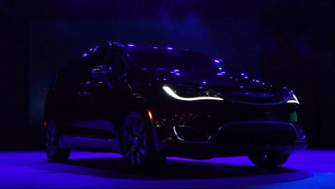 Google und Fiat Chrysler haben ein Android-Auto entwickelt