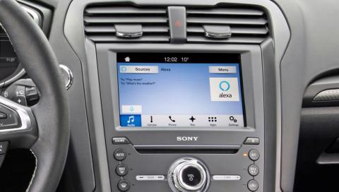 CES 2017: Ford integriert Amazons Alexa in seine Autos