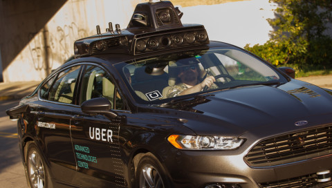 UPDATE: Uber bringt seine selbstfahrenden Autos wieder auf die Straße