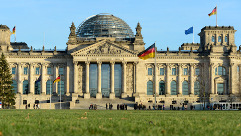 Der Bundestag wurde wieder Ziel eines großen Hacker-Angriffs