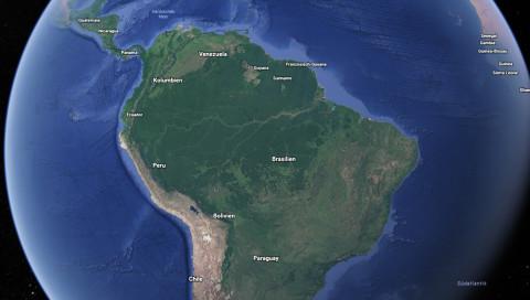 So benutzt ihr das neue Google Earth
