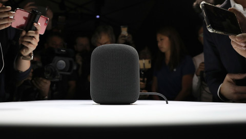 WWDC 2017: Apple enthüllt seinen Smart Speaker HomePod