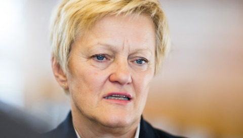 Renate Künast hat Facebooks abgeschirmtes Löschzentrum besucht