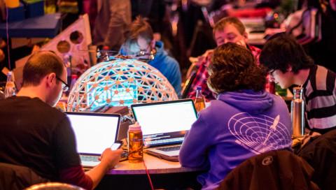 Auf dem Hacker-Kongress 32C3 dreht sich alles um geschlossene Gesellschaften