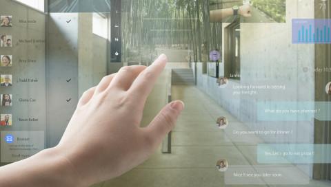 Amazon plant Augmented Reality ohne Headset