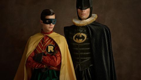 Batman, der Joker und Prinzessin Leia auf Narzissmus-Trip im 17. Jahrhundert