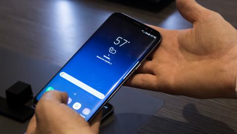 Galaxy S8: Samsung präsentiert sein neues Top-Smartphone