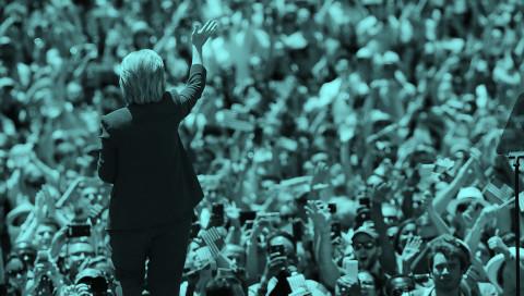 Periscope, Spotify, Genius: Das sind Hillary Clintons digitale Wahlkampfhelfer