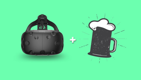 Don't Drink And Vive? Virtual Reality über der Promillegrenze