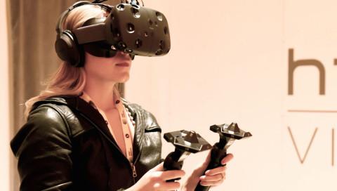 Hands-on: Kann die HTC Vive Virtual-Reality wirklich ins Wohnzimmer bringen?
