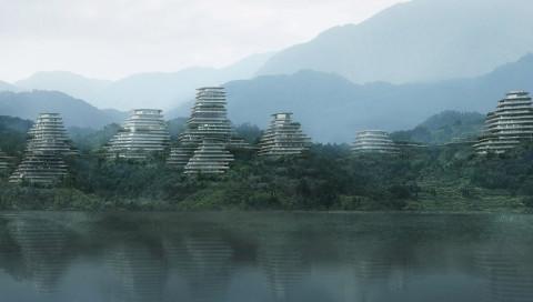 So lässt man eine Stadt im Berg verschwinden