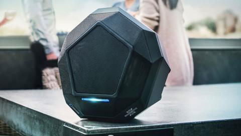 Dieser KI-Speaker ist euer persönlicher DJ
