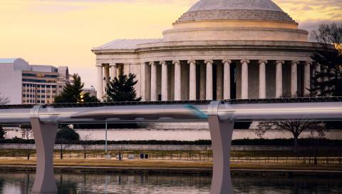 Münchner Studenten haben gezeigt, dass der Hyperloop funktioniert