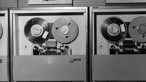 IBM hat einen Rekordspeicher entwickelt — auf Magnetband