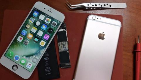 Ja, ihr könnt euch euer eigenes iPhone bauen