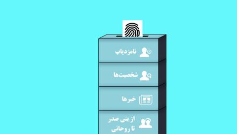 Diese App lässt Iraner direkt an Propaganda vorbeiswipen