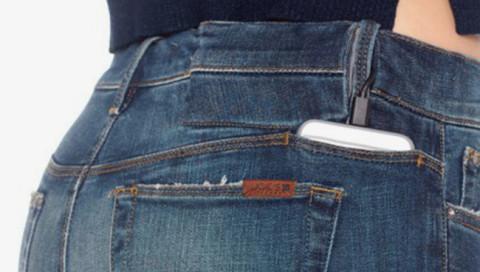 Diese Jeans lädt euer Smartphone wieder auf