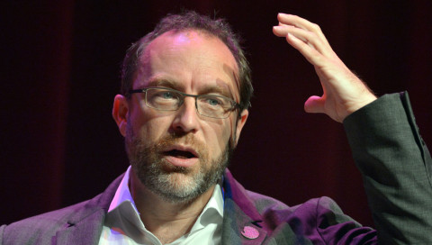 Jimmy Wales will mit dem Wikipedia-Prinzip den Journalismus retten