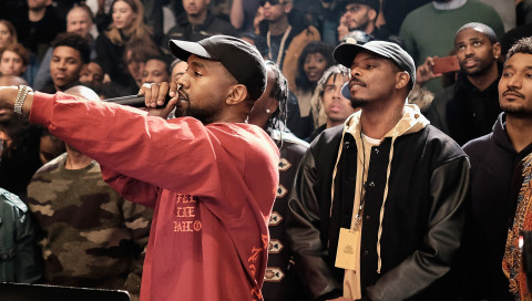 Kanye West kurbelt Tidal und illegale Downloads an