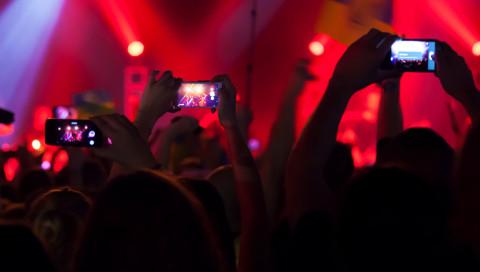 Apple will, dass wir bei Konzerten nicht mehr filmen