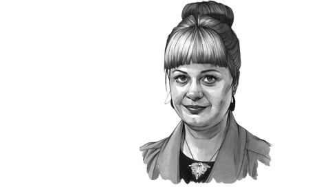Lisa Lang — Netzwerkerin