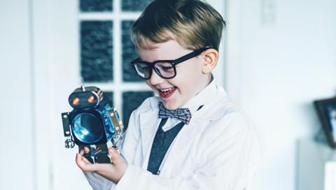 Diese smarten Spielzeuge bringen Kindern die moderne Welt bei